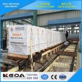 Производственная линия цена блока AAC, автоклавированная газированная машина бетонной плиты
