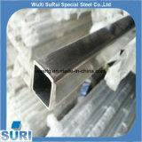 Precio del tubo del tubo 100X100 del cuadrado del acero inoxidable del espejo 316L de la arena