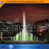 Fuente de agua musical colorida fantástica del baile LED