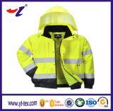 Hi куртка Falme отражательного крана визави Retardant противостатическая