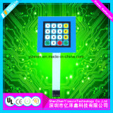 2018 China a bajo precio venta caliente producto Micro interruptor de membrana