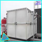 Réservoir d'eau de moulage mécanique GRP SMC réservoir d'eau