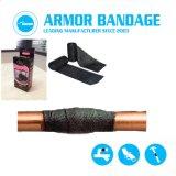 Plastik, Abgas-Rohr-Reparatur-Band-Rohrleitung-dichtungsmasse-Verband-Verlegenheits-undichtes Rohr