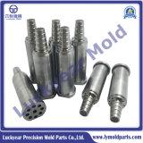 Parte do molde de precisão as peças da máquina CNC e Punção