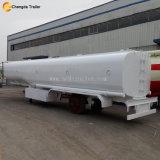 3 экспорт трейлера топливозаправщика топлива Axles 50000L к Нигерии