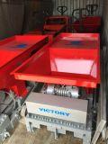 Poutre de béton précontraint T Making Machine/panneau de dalles à noyau creux Making Machine