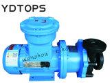 기술설계 플라스틱 펌프 Non-Leakage 자석 연결 화학제품 펌프