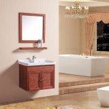 현대 방수 Eco-Friendly 자유로운 색칠 목욕탕 미러 허영 내각