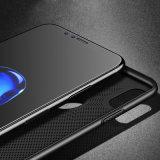 Het ultra Slanke het Koelen van PC van het Netwerk Harde In te ademen Geval van de Telefoon voor iPhone X