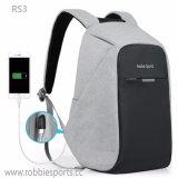 Computer-Beutel-Rucksack der China-Lieferanten-Spitzengeschäfts-Rucksack-Beutel-Männer externer USB-Rucksack