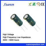 Frequentie 100UF van de Condensator van de fabriek direct de Elektrolytische 160V Hoge