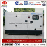 30kVA 24kw Silent Soundproof Canopy Fawde Xichai Diesel Generator