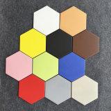 2017 Nuevo material de construcción de 200x230x115 Hexagonal coloridos azulejos de porcelana vitrificadas piso del baño (SM23200)