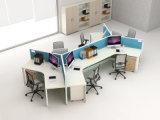 Escritorio de oficina de gama alta moderno para el sitio de trabajo
