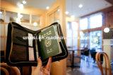 Держатель пасспорта мешка портмона бумажника карточки случая проездных документов