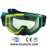 Fabricante de óculos de moto de alta qualidade personalizada