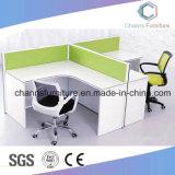 L 모양 컴퓨터 테이블 지원실 워크 스테이션