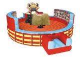 Almofada insuflável populares Rodeo Bull brinquedo inflável jogo desportivo insufláveis