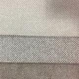 Nuevo tela teñida del poliester del Chenille del telar jacquar de los diseños hilado para el sofá