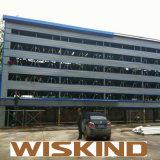 China Wiskind Q345 sondern Qualitäts-Stahlkonstruktion-Garage aus