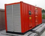 350kw/437.5kVA Cummins silencioso super pôr o gerador Diesel elétrico (NTAA855-G7A)
