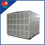 高温HTFC-45AKシリーズ二重速度のモジュラー加熱部