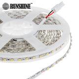 Indicatore luminoso di striscia di 3528 SMD LED, 60 LED 48. W per m., 3/5 anni di garanzia