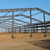 Structure légère en acier l'entrepôt