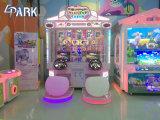Монеты толкатель Arcade Racing аттракционов игры