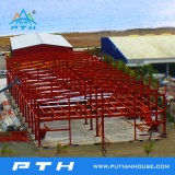 Panneau sandwich Entrepôt de revêtement mural Structure en acier