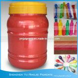 Het kleurrijke Super Fijne Pigment van de Glans van de Parel voor het Gieten van de Ambachten van de Hars