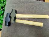 Тип молоток Tools-2lb американский розвальней с деревянной ручкой XL0121
