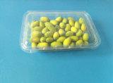 ペット製造業者のまめのクラムシェルのプラスチック乾燥したフルーツの包装ボックス