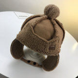 方法ウールは冬の帽子の赤ん坊の帽子を暖める