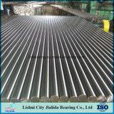 Diámetro de acero modificado para requisitos particulares 6m m del eje de la precisión de la longitud pequeño con la longitud 76m m