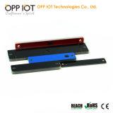 Su-Metallo all'ingrosso di frequenza ultraelevata di RFID il mini incastona incastona la modifica dell'OEM RoHS