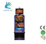 Nuevo Casino de juego múltiple de 5 carretes destreza Detener la máquina de ranura de juego