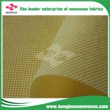 materia textil laminada respirable de Spunbond de la tela no tejida del polipropileno 80GSM