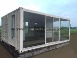 Flexibele Gewijzigde Geprefabriceerde Container/het de PrefabZaal/Huis van de Zonneschijn