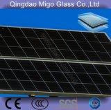 3.2mm, 4mm, Gevormd Glas voor Zonnepanelen