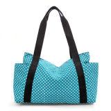 Dame-im Freien großer Reißverschluss-Handtaschen-Gepäck-Laptop-Eignung-Beutel
