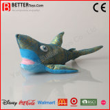아이 아이들을%s En71 박제 동물 견면 벨벳 악귀 상어 연약한 장난감