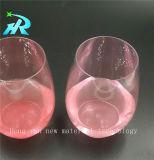 10ozユニバーサルプラスチックワイングラス、大きいワインのゴブレット