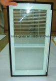 Fenster-Vorhänge hohl/Isolierglas mit Jalousien