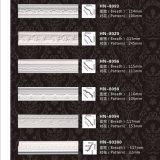 Полиуретан PU Cornice литьевого формования короны оформление потолочные плиты Hn-8094