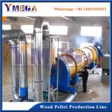 Faible consommation d'Engergy granulés de bois faire de la ligne complète