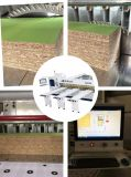 Precisión CNC de alta automática Panel equipo vio