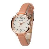 Reloj popular simple de las mujeres de la aleación del ocio del estilo