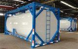 2016熱い販売のCsc ISO 20FT/40FTバルクセメントまたはプラスター粉タンク容器