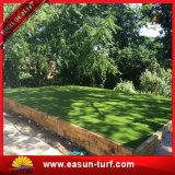 césped sintetizado artificial de la hierba de 45m m para el jardín de la decoración del paisaje